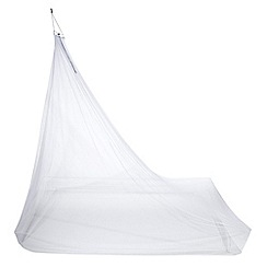 Craghoppers - White single treated mosquito net