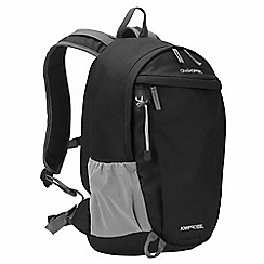 Craghoppers - Black kiwi pro backpack 22l