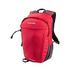 Craghoppers - Red kiwi pro backpack 22l