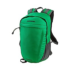 Craghoppers - Bright green kiwi pro backpack 22l