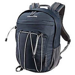 Craghoppers - Dark navy kiwi pro backpack 30l