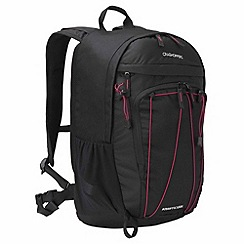 Craghoppers - Black kiwi pro backpack 30l