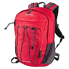 Craghoppers - Red kiwi pro backpack 30l