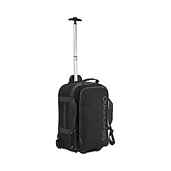 Craghoppers - Black/quarry grey 38l shorthaul luggage