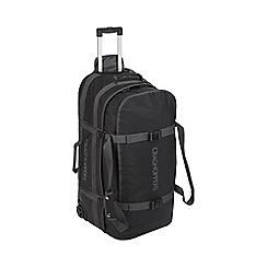 Craghoppers - Black/quarry grey 120l longhaul luggage