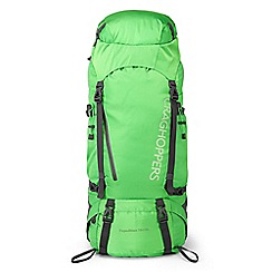 Craghoppers - Kryptonite 70l water resistant hooded rucksack