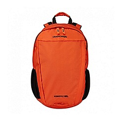 Craghoppers - Spiced orange 15l kiwipro water-resistant rucksack