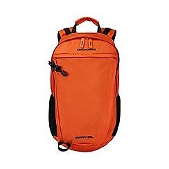 Craghoppers - Spiced orange 22l kiwipro water-resistant rucksack