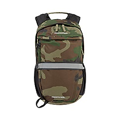 Craghoppers - Camo 22l kiwipro water-resistant rucksack