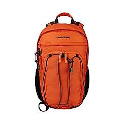 Craghoppers - Spiced orange 30l kiwipro water-resistant rucksack