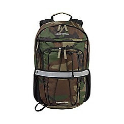 Craghoppers - Camo 30l kiwipro water-resistant rucksack