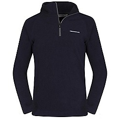 Craghoppers - Boys Dark navy yuri half-zip fleece