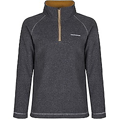Craghoppers - Boys Black pepper yuri half-zip