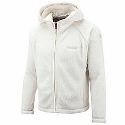 Craghoppers - Girls Sea salt dahlia hooded jacket