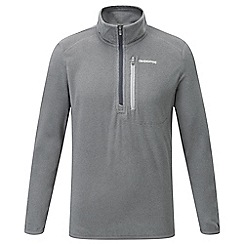 Craghoppers - Boys Dark lead boys pro lite half zip fleece