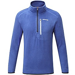Craghoppers - Boys Imperial blue boys pro lite half zip fleece