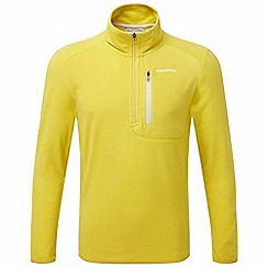 Craghoppers - Kids Citronella boys pro lite half zip fleece