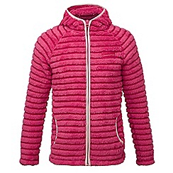 Craghoppers - Girls Electric pink Appleby insulating jacket