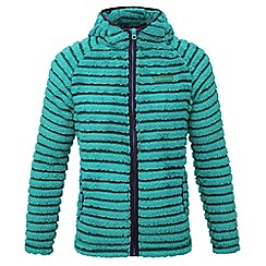Craghoppers - Girls Bright turquoise Appleby insulating jacket