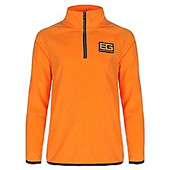 Bear Grylls - Kids Bear orange bear core microfleece