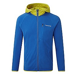 Craghoppers - Kids Sport blue kids pro lightweight hybrid fleece