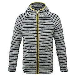 Craghoppers - Kids Quarry grey Earlton fleece jacket