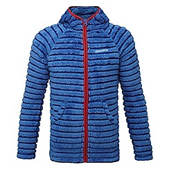 Craghoppers - Kids Sport blue Earlton fleece jacket