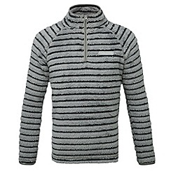 Craghoppers - Kids Quarry grey Appleby insulating half zip fleece