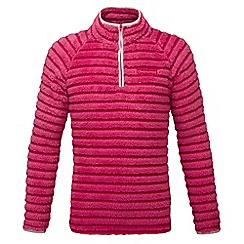 Craghoppers - Kids Elctcpnk cmb Appleby insulating half zip fleece