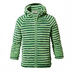 Craghoppers - Kids apple tang combo farley hooded insulating jacket
