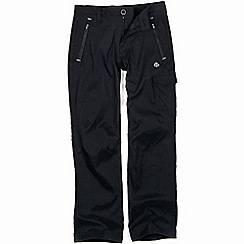 Craghoppers - Black kiwi pro trousers