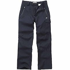 Craghoppers - Kids Dk navy kiwi pro trousers
