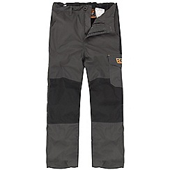 Bear Grylls - Kids Blk pepper/blk bear core trousers