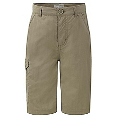 Craghoppers - Kids Pebble Nosilife cargo shorts