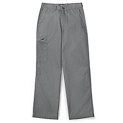 Craghoppers - Kids Platinum kids campion trousers