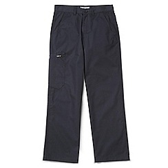 Craghoppers - Kids Navy kids campion trousers