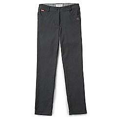 Craghoppers - Charcoal nosilife callie trouser