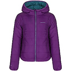 Craghoppers - Girls Diva purple compresslite jacket