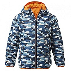 Craghoppers - Kids Deep blue combo Discovery adventures climaplus jacket