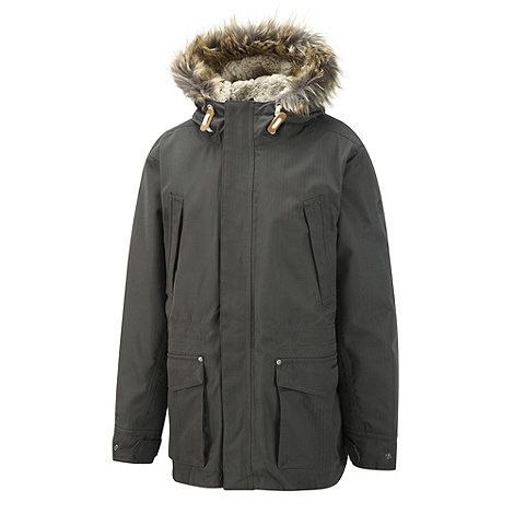 Craghoppers - Black Pepper Boys Mayman Jacket