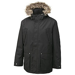 Craghoppers - Boys Black mayman jacket