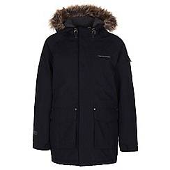 Craghoppers - Boys Dark navy marton parka