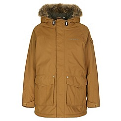 Craghoppers - Boys Dirty olive marton parka