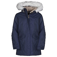 Craghoppers - Kids Soft navy kyle parka