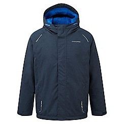 Craghoppers - Kids Storm navy Kimba thermic waterproof jacket