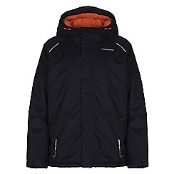 Craghoppers - Kids Dark navy kimba thermic jacket