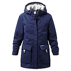 Craghoppers - Blue 'Freya' insulated waterproof jacket