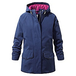 Craghoppers - Blue '250' insulated waterproof jacket