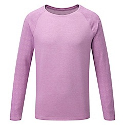 Craghoppers - Girls French rose marl nosilife nisa t-shirt