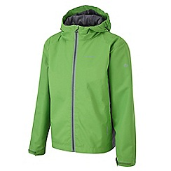 Craghoppers - Boys Bright green skepta jacket